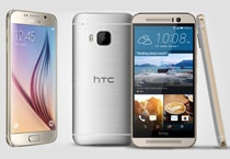 In pics: Samsung Galaxy S6 vs HTC One M9 shootout