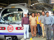 Badarpur-Faridabad Metro corridor trial runs begin