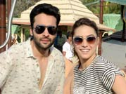 Fun time: Jackky Bhagnani, Lauren Gottlieb promote Welcome to Karachi