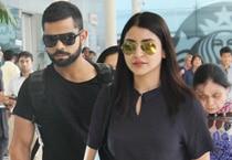 Celeb spotting: Anushka, Virat seen at airport, Ayushmann launches his book