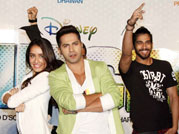ABCD 2 trailer launch: Varun Dhawan, Shraddha Kapoor put on their dancing shoes