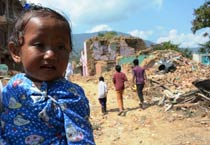 Nepal devastated after earthquake, thousands rendered homeless