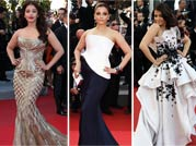 Red carpet round-up: A look at Aishwarya Rai's fashion moments at Cannes over the years