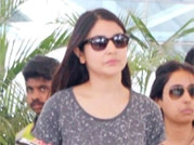 Spotted: Bombay Velvet cast plays it casual at the airport