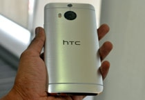 In Pics: HTC One M9+ in all its metallic glory