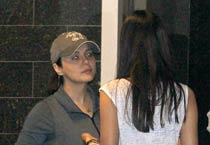 Salman's homecoming: Sonakshi, Preity, Sangeeta visit Khan-daan