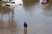 10 pictures from flood-hit Texas