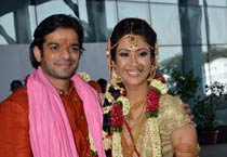 Inside pics: TV actor Karan Patel marries Ankita Bhargava