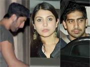 Bombay Velvet: Celebs spotted at Ranbir's house