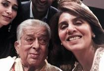 Dadasaheb Phalke for Shashi Kapoor: B-Town attends ceremony
