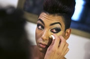 Breaking barriers: The drag queen in Tel Aviv