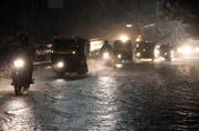 Photos: Rains stop Mumbai in tracks