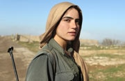 Kurdish women fighters battle Islamic State