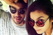 What are Alia and Sidharth up to in Coonoor?