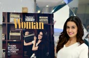 Shraddha Kapoor unveils India Today Woman's anniversary issue