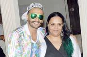 Ranveer Singh, Huma Qureshi glam-up Shanoo Sharma's birthday bash