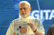 PM Modi's ambitious Digital India project launched