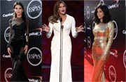 Kardashian, Jenner clan arrives to support Caitlyn at 2015 ESPYS Awards