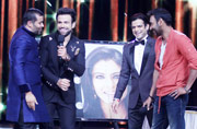 All the fun from the sets of Nach Baliye 7 grand finale