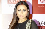 Hello Mrs Chopra: Rani shows off her sindoor, plus see what other celebs wore