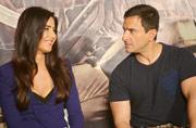 After the success of Bajrangi Bhaijaan, Kabir Khan is now to set to release his upcoming venture Phantom. Saif Ali Khan, Katrina Kaif along with producer Sajid Nadiadwala launched the trailer of Phantom in Mumbai.