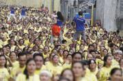 Zumba fever grips Manila