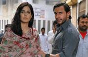 Seen these stills from Phantom? On the sets of Saif Ali Khan, Katrina Kaif's thriller