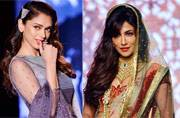 AICW 2015: Aditi Rao Hydari, Chitrangada walk the ramp for Debarun Mukherjee