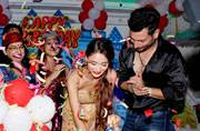 Inside pics: Sara Khan turns 25, Ashmit, Pratyusha attend b'day bash