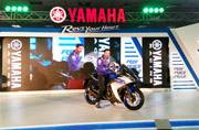 Yamaha launch R3 at the Buddh International Circuit