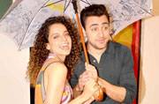 Celeb Spotting: Kangana-Imran's fun-filled Katti Batti outing, Kunal Kemmu launches Bhaag Johnny trailer