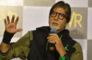 Celeb Spotting: Amitabh reminisces about Sholay, Saif at a studio
