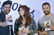 Twinkle Khanna's book launch: Of secrets, laughter and Mrs Funnybones