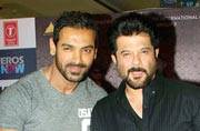 Celeb Spotting: John and Anil attend Welcome Back screening, Sooraj and Athiya promote Hero