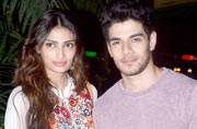 Celeb Spotting: Athiya-Sooraj clicked at the airport, Amy Jackson promotes Singh Is Bliing