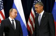 A look at Obama and Putin's awkward moments