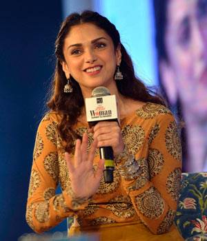 Aditi Rao Hydari, Bollywood, Murder 3, India Today Woman Summit