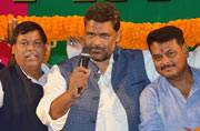 Lalu's brother-in-law Subhash Yadav joins Pappu Yadav party
