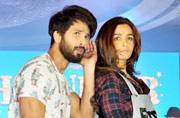 Shaandaar: Shahid-Alia go all crazy at the Gulaabo song launch