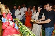 Ganesh Chaturthi: Salman to Sussanne, here's how the B-Towners celebrated the festival with their family