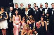 Emmy Awards 2015: Behind the stage action from TV's big night
