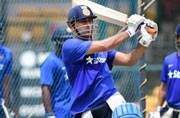 Indian cricket team trains hard ahead of South Africa series