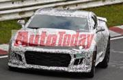 Chevrolet's upcoming car spotted before Detroit Auto Show 2016