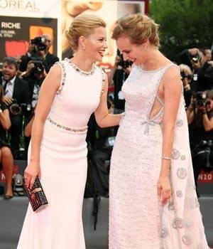 Diane Kruger,Alessandra Ambrosio, Elizabeth Banks,Venice Film Festival,Paz Vega,Gowns,Dresses,Couture