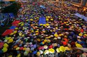 Remembering the Umbrella Movement- One Year On