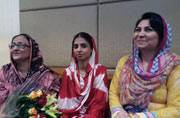 Geeta arrives in India from Pakistan after 15 years