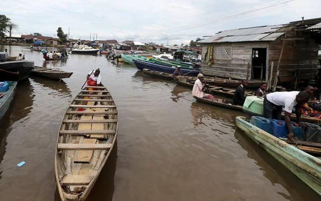 Niger Delta's tension
