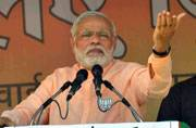 Witness Prime Minister Narendra Modi's election rally in Jehanabad