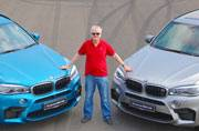 High performance models from the BMW M range launched in India