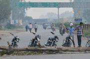 Protests in Punjab continue, activists block NH-1